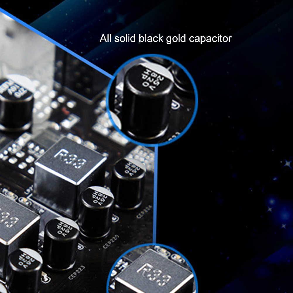 A320M-VH Chuyên Nghiệp DDR4 Nhớ Bo Mạch Chủ Phụ Kiện Máy Tính USB Dành Cho Máy Tính Để Bàn AM4 DDR4 Kênh Đôi VGA/HDMI