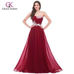 be43d7fe2ed Long Evening dress Grace Karin elegant 2018 formal