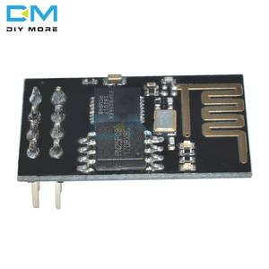 Image 2 - ESP8266 ESP 01 ESP01 Esp 01 Seriële Draadloze Wifi Module Voor Arduino Transceiver Ontvanger Board Voor Arduino Raspberry Pi 3 Module