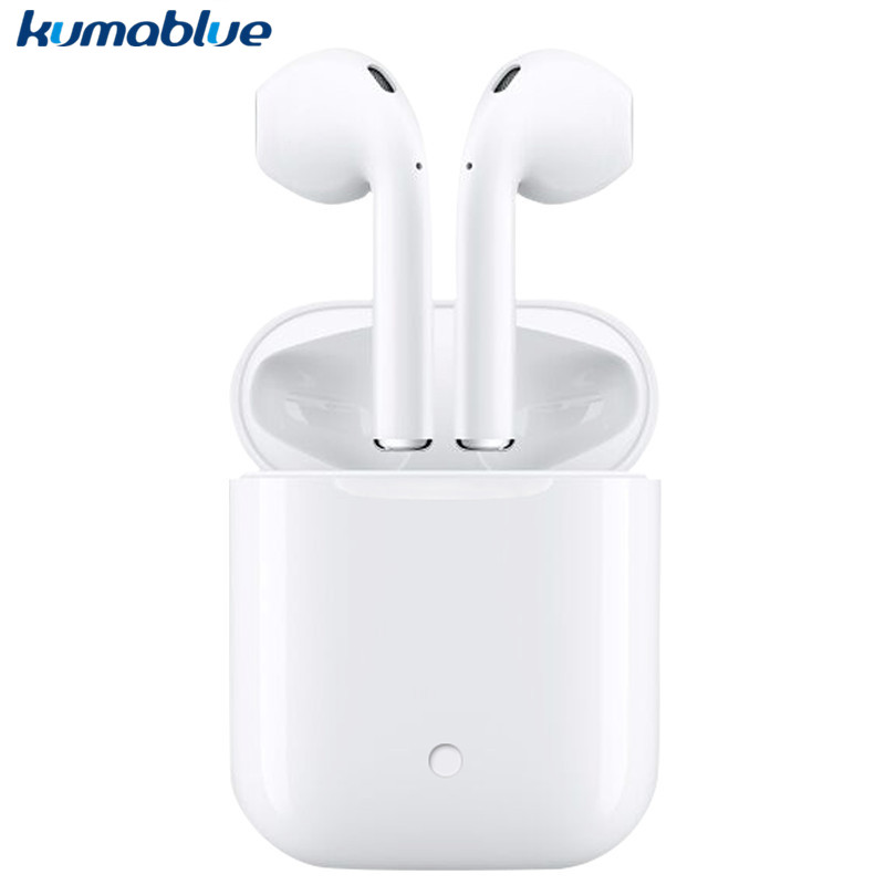 Air TWS Bluetooth Earphone 5.0 Wireless Headset Wireless headphones Earbuds With Mic For iPhone XiaoMI Pods Android PK i9s i7s ifans mini i9s twins earbuds mini wireless bluetooth earphones i7s tws air headsets pods stereo headphones for iphone android pc