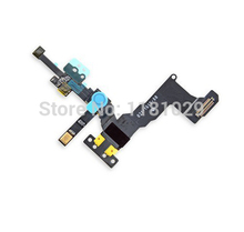 100 Original For Apple iphone 5C Front Camera With Sensor Flex Cable Ribbon Assembly With Tracking