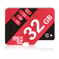 AEGO Micro SD Card 32GB Class10 UHS 1 Max Read 90MB S Flash Memory Card TF