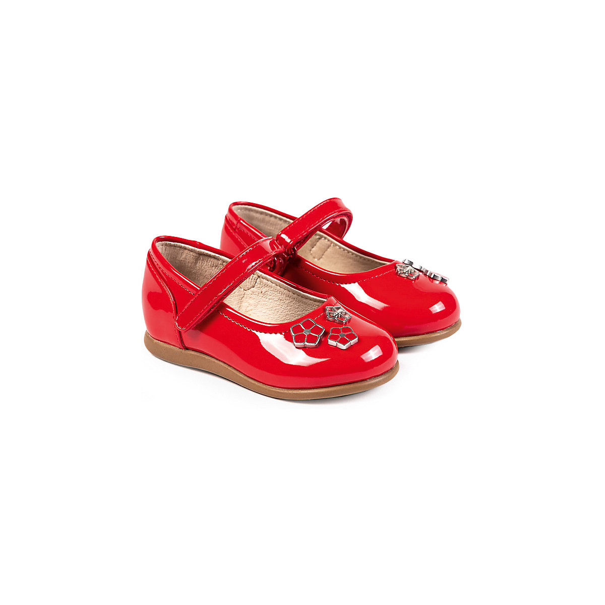 MAYORAL Children's Flats 10644529 Red summer ballet all-season elegant footwear Shoes for girls girl