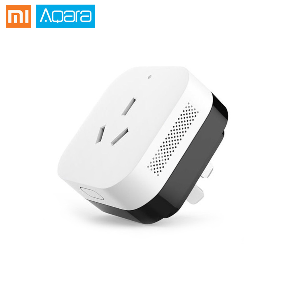 Xiaomi Aqara ZiGBee/Wifi Wireless Key and Wall Switch Air Conditioning Companion Gateway Smart Light Control Support App Control