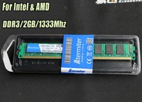 New 2GB DDR3 PC3 10600 1333MHz For Desktop PC DIMM Memory RAM 240 Pins For Intel