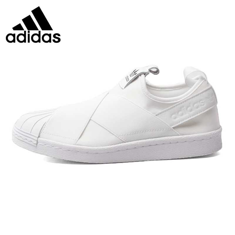 Slip originales Adidas llegada Superstar W Nueva Original On H2WED9I