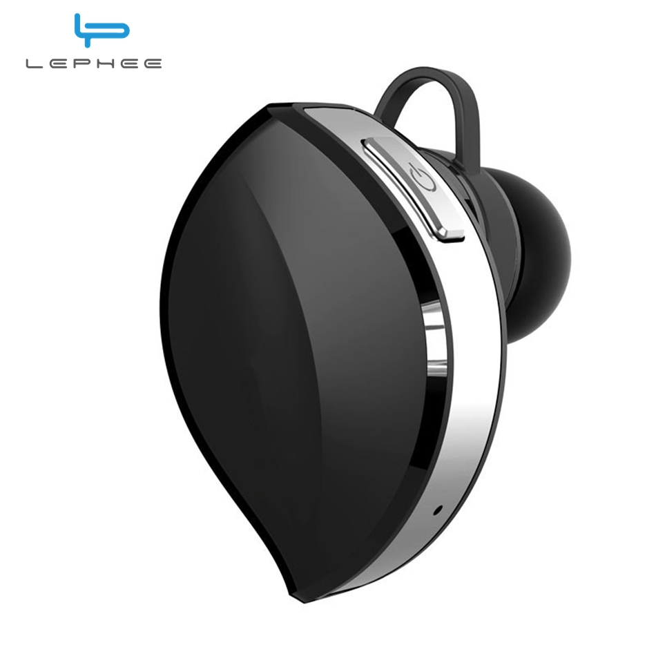 LEPHEEE Bluetooth Earphones For Xiaomi 5 6 Samsung Stereo Portable Mini Wireless Bluetooth Earphone Headset Invisible Earbud+MIC mi mini invisible car calls wireless bluetooth earphone headset portable for phone