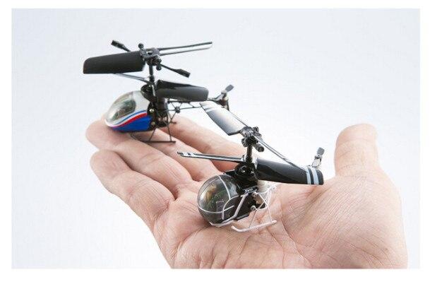 Date fun MINI 8.5 cm rc hélicoptère jouets pour enfants garçons cadeau radio télécommande quadcopter fly balle