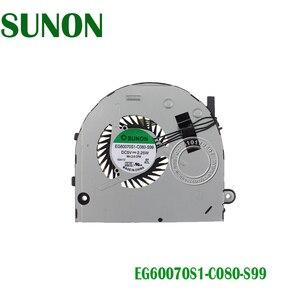 Image 1 - SUNON Laptop CPU FAN For Lenovo B40 30 B40 45 B40 70 B50 30 B50 EG60070S1 C080 S99