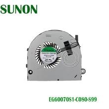 SUNON ventilateur CPU portable pour Lenovo B40 30, B40 45, B40 70, B50 30, B50, EG60070S1 C080 S99