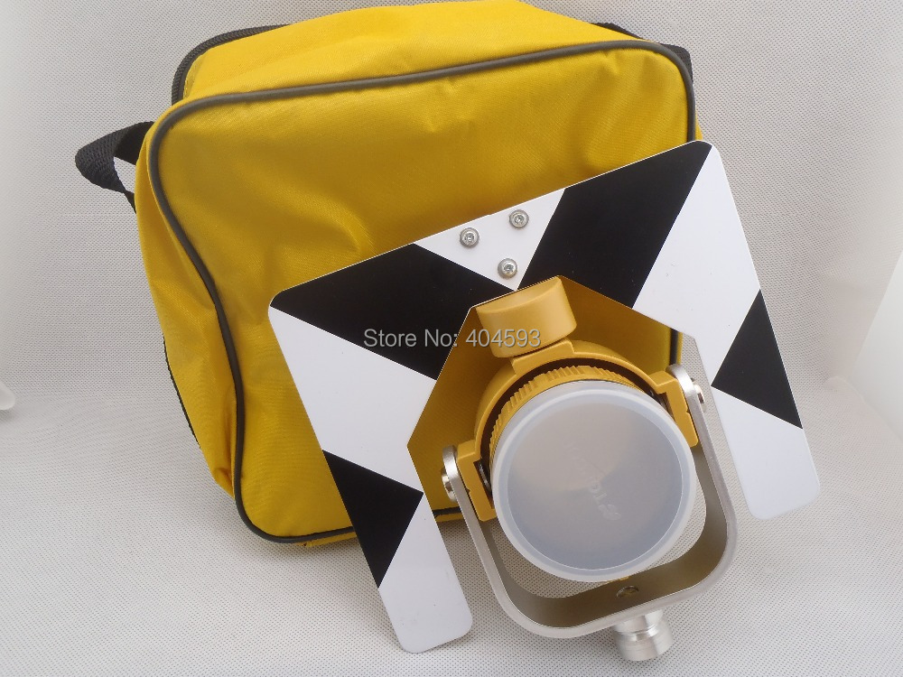 wholesale Single Prism Set for TOPCON total station  NEW freeshipping high quality new topcon bt l2 battery for topcon es os and sokkia total station gps