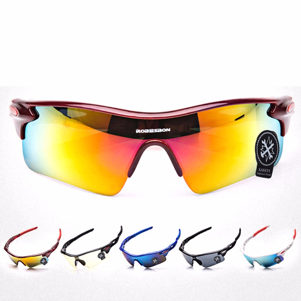 ROBESBON Outdoor Sports Cycling Glasses Anti-uv Polarized Biking Windproof Eyewear Goggles Bicycle Sunglasses men women uv400 polarized cycling glasses windproof bicycle bike sunglasses sports eyewear for running biking lunettes cycliste homme