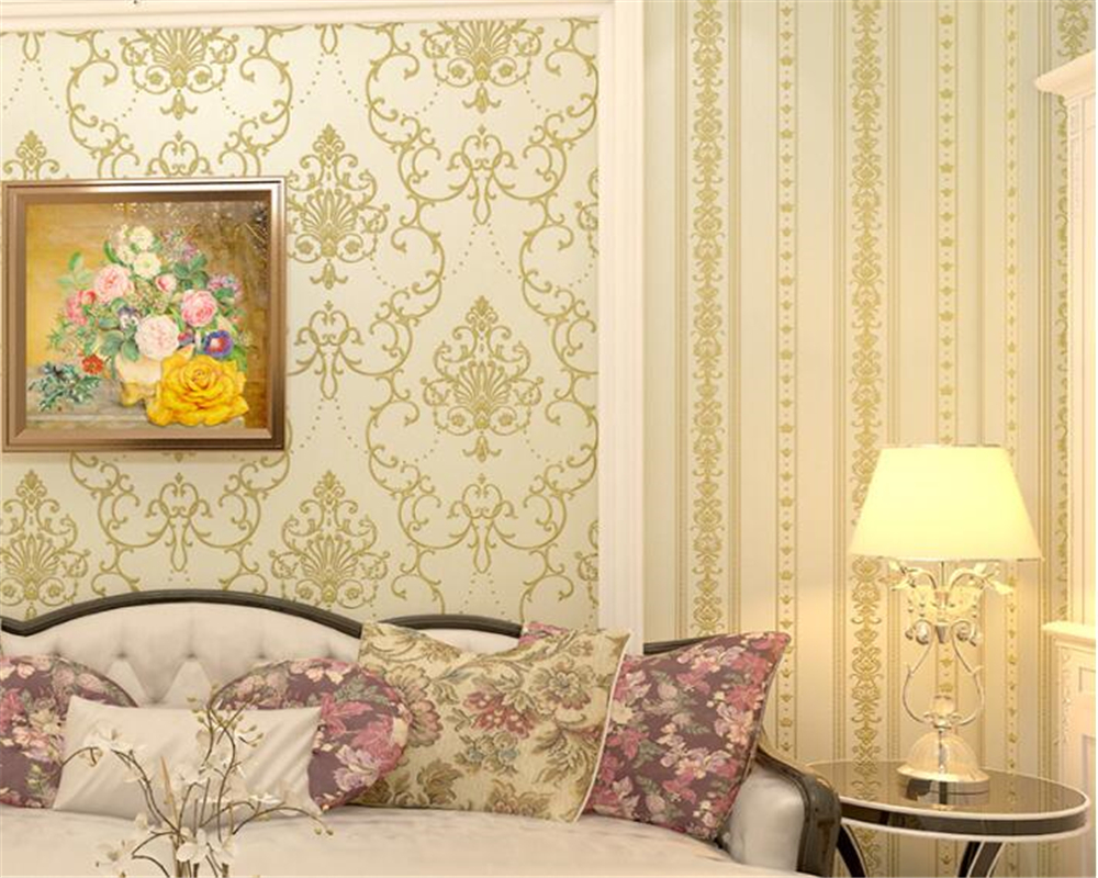 Beibehang alívio TV fundo papel de parede Damasco Europeia papier peint tecido não tecido papel de parede papéis de parede decoração da sua casa