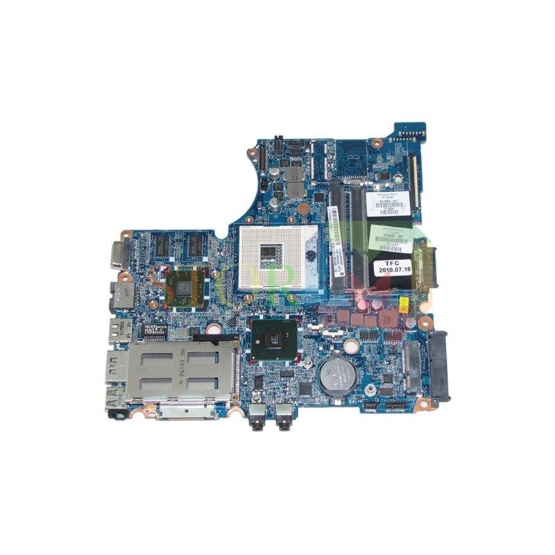 NOKOTION for hp probook 4421s laptop motherboard 599522-001 HM57 HD 5470 DDR3