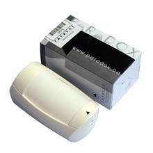 1 pçs interior detector infravermelho para alarme de segurança anti roubo fio pir sensor movimento paradoxo dg75 intruder detetive freeshipping