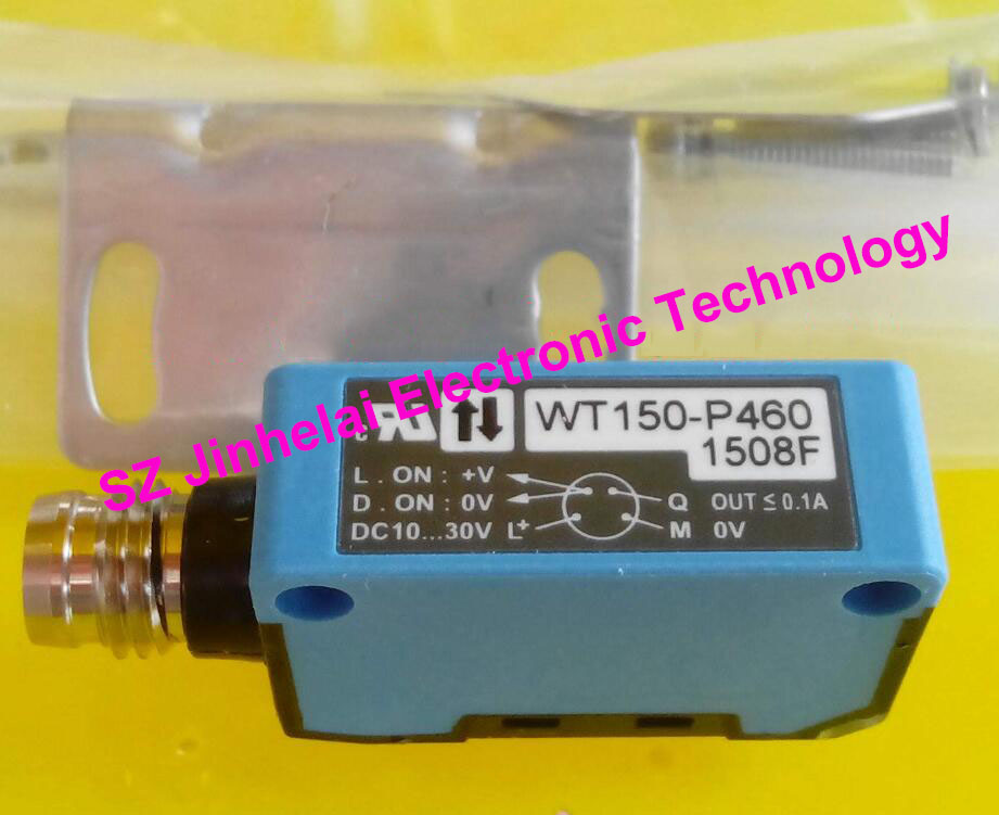100%New and original  WT150-P460  SICK  Photoelectric switch, photoelectric sensor mazari конструктор cube iq 6007