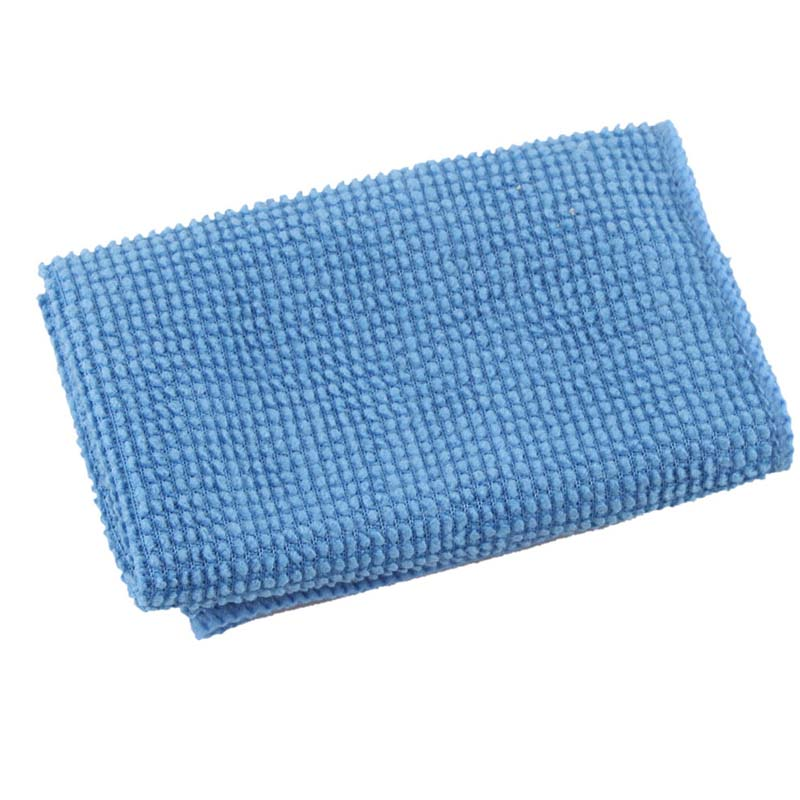 Morgan microfibre cleaning cloths cross tee fitting