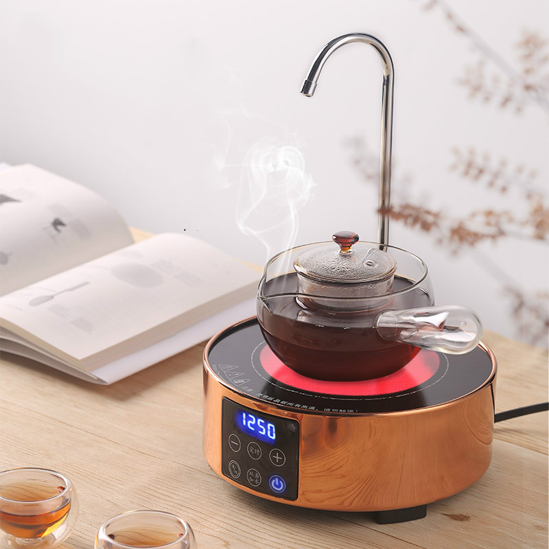 Hot Plates Domestic electric ceramic stove is automatically installed in water and electricity tea furnace light contract damages domestic and international perspectives