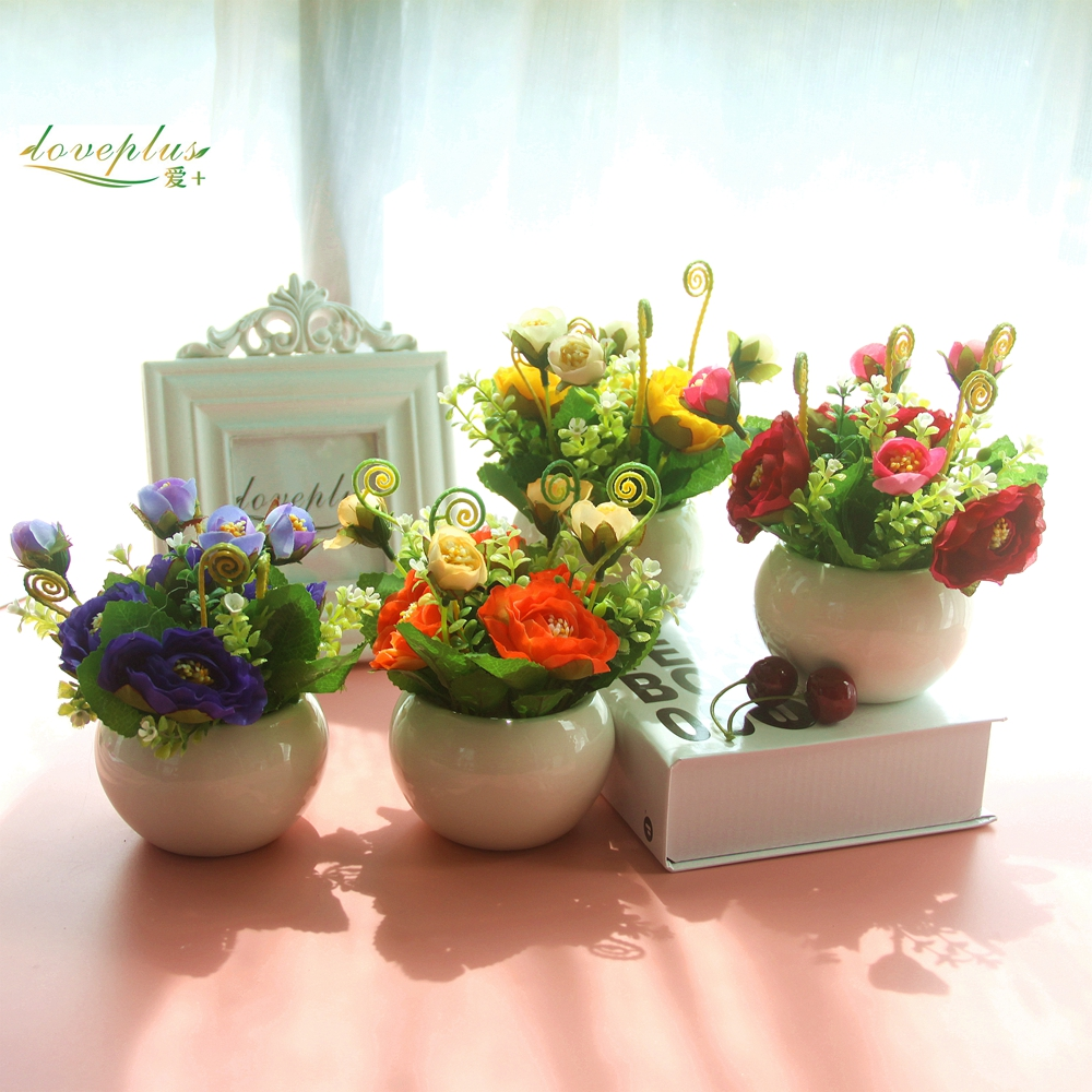 Artificial Flowers Plants Home Accents Decor Target