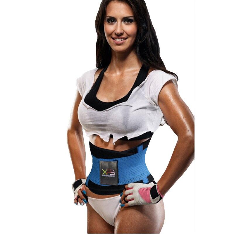 Xtreme Termo Potenza Hot Body Shaper Cintura Cintura In Vita Cincher Underbust Controllo del Corsetto Firm Mezzo Trainer Dimagramento della Pancia