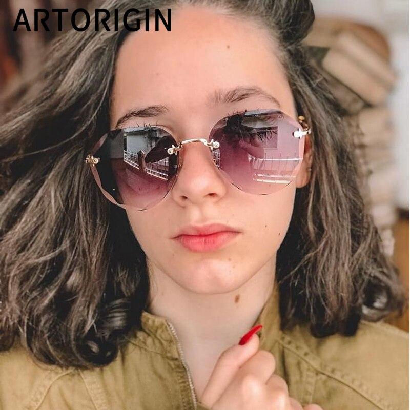 Óculos de Sol para As Mulheres Marca de Luxo Designer de Rosie Aviação  Óculos de Sol 89617934f3