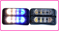 Free Shipping High Quality DC12V 24V TIR 8W Surface Mount Headlights Lightheads Led Grills Light 18