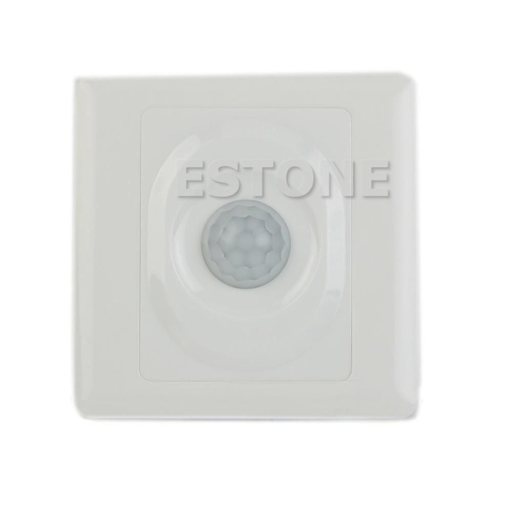 OOTDTY Body IR PIR Infrared Senser Switch Module Motion Sensor Auto On off Lights Lamps Strong Anti-jamming Capacity