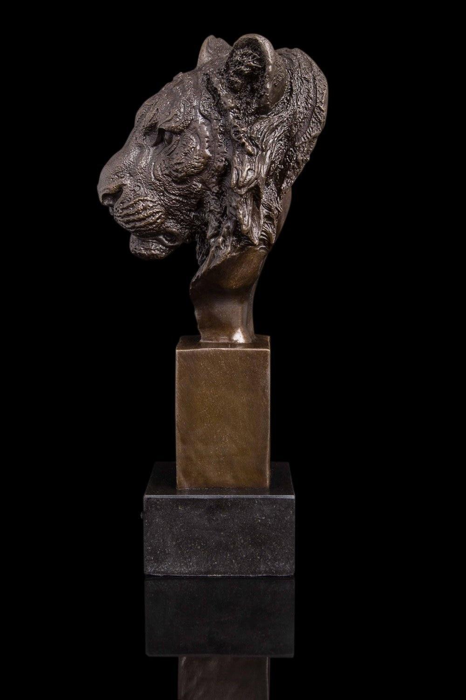 ATLIE BRONZES Skulptura Moderne Skulpturë me cilësi të lartë - Dekor në shtëpi - Foto 5