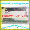 FOR LG,Philips lcd matrix LB102WS1 (TL)(01) lb102ws1 tl01 laptop lcd replacement display screen