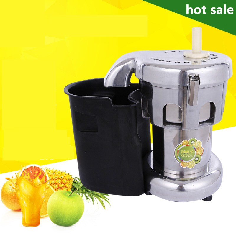 2018 Free shipping B2000 commercial juicer, orange/lemon/apple/carrot juice extractor,automatic electric juicer machine grid carrot pants