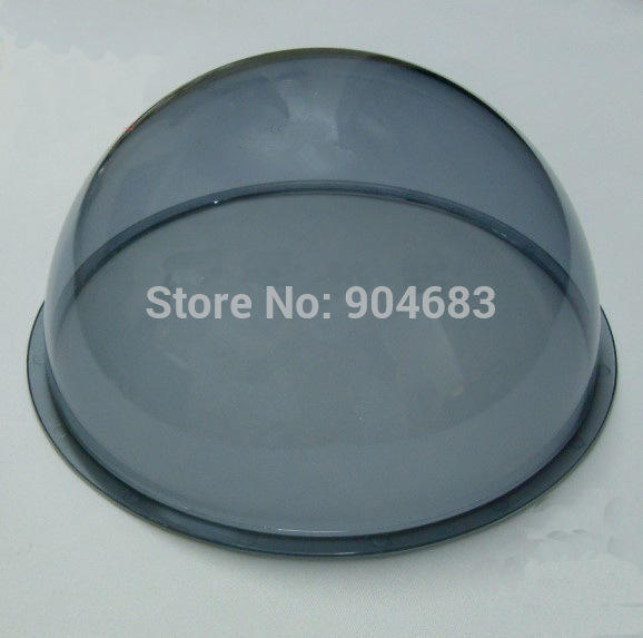 CCTV Housing 195x94mm High Speed PTZ Cover Dome Camerea Housing Black Gray Color Plastic Case Cover Protection Parts 1 piece distribution instrument case housing high quality black and white color 69x149x140 mm surface with vents