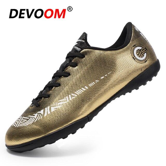 551fac9f5 Source · 2018 Soccer Shoes Men Professional Fotball Shoes Men Outdoor Cleats