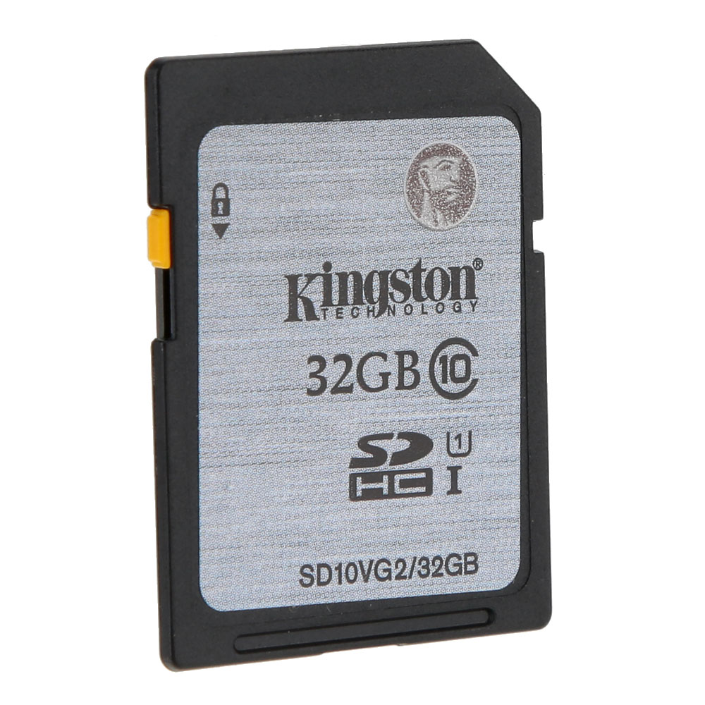 Echte Original Kingston Speicherkarten Class 10 8 GB 16 GB 32 GB 64 GB 128 GB SDHC Speicher Sd-karte 45 Mt/s für Handy Kamera HD Video