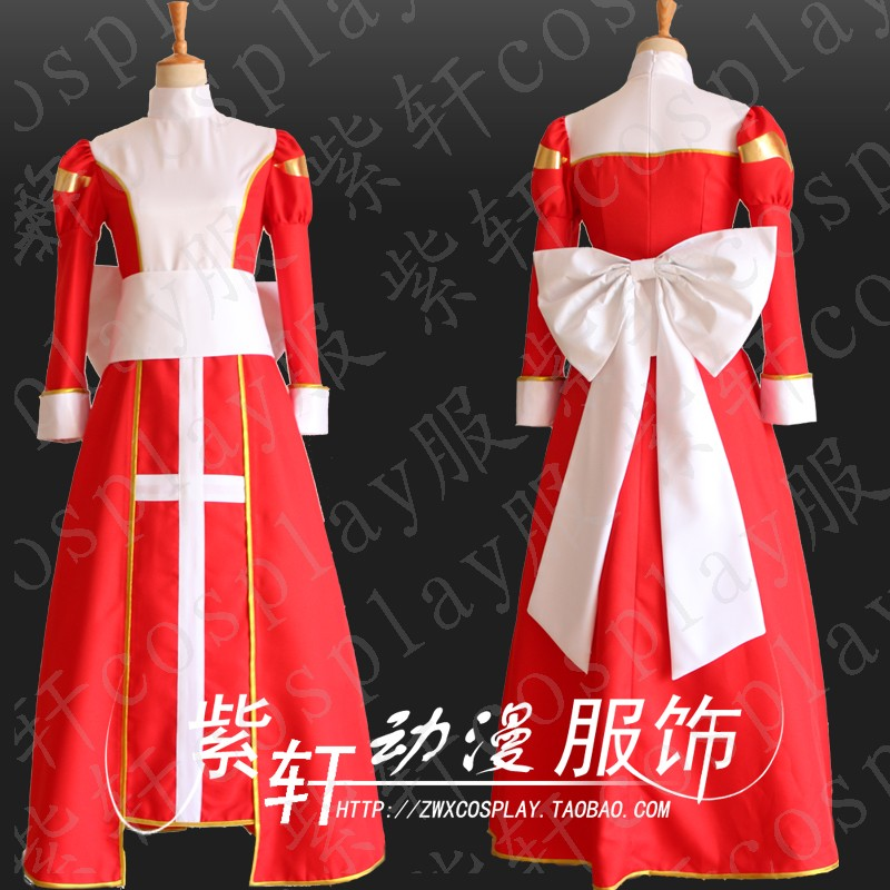 Free shipping anime game Ragnarok Online Cosplay Costume