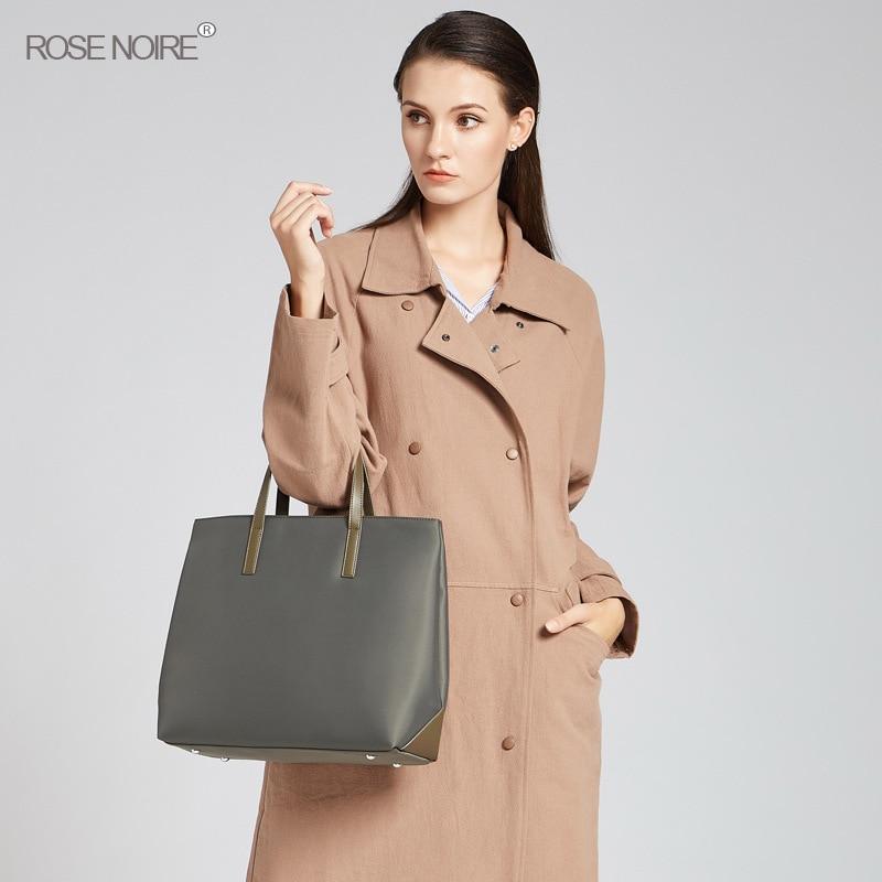 купить Nylon Handbag 2018 Fashion Women Shoulder Bags Simple Handbag Large Capacity Ladies Shoulder bag Casual Tote Messenger bag по цене 6731.07 рублей