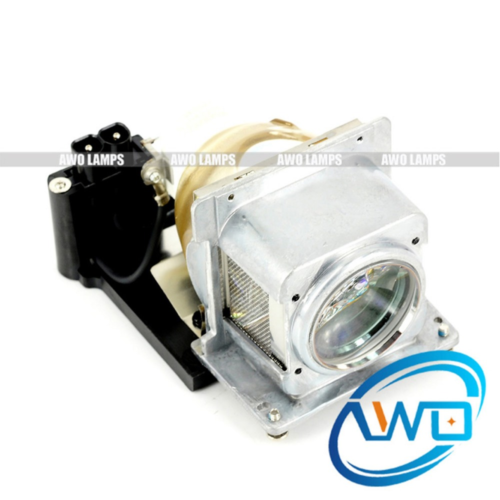 AWO New Original Projector Lamp POA-LMP113 with Housing for SANYO PLC-WX410E/WXU10/WXU10B/WXU10N NSHA210W awo compatibel projector lamp vt75lp with housing for nec projectors lt280 lt380 vt470 vt670 vt676 lt375 vt675