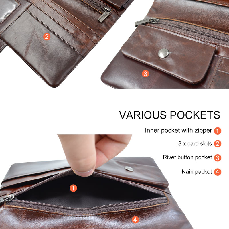 para homens Tipo de Ítem : Handwallet/purse