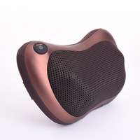 Newly Shiatsu Massager Cushion with Heat Massage Pillow for Neck Lower Back Shoulder Muscle Pain Relief