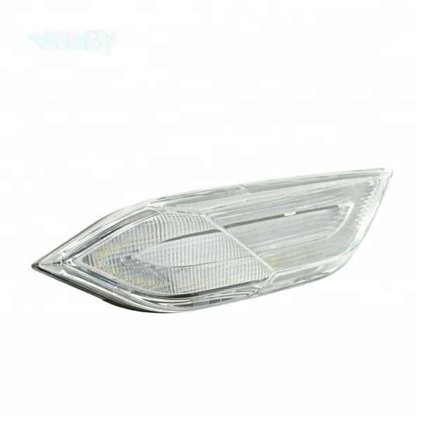 12 V 24 V 958 pour Cayenne clair lentille de fumée blanc ambre Auto LED marqueur latéral indicateur LED clignotant Position de fonctionnement lumières lampe