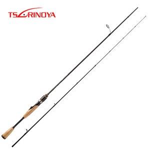 Image 1 - Tsurinoya Proflex 1.89M Carbon Spinhengel Snelle Actie Ultra Licht Lokken Hengel Fuji Accessoires Ul Bass Fishing pole