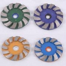 цена на 4 inch diamond metal polishing block pads  for concrete granite marble floor polishing
