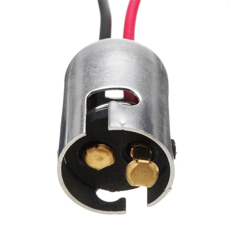 10 Stücke 1157 BAY15D Blinker Licht Kabelbaum anschluss LED ...