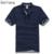 Babyoung 2017 verano hombres de la marca polo camisa para hombre del diseñador Golftennis Polos Hombre Camisa de Algodón de Manga Corta Camisetas Más El Tamaño 3XL