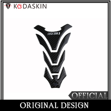KODASKIN Motorcycle 3D Carbon Traction Tank Pad Sticker Decal for Ducati Monster 821