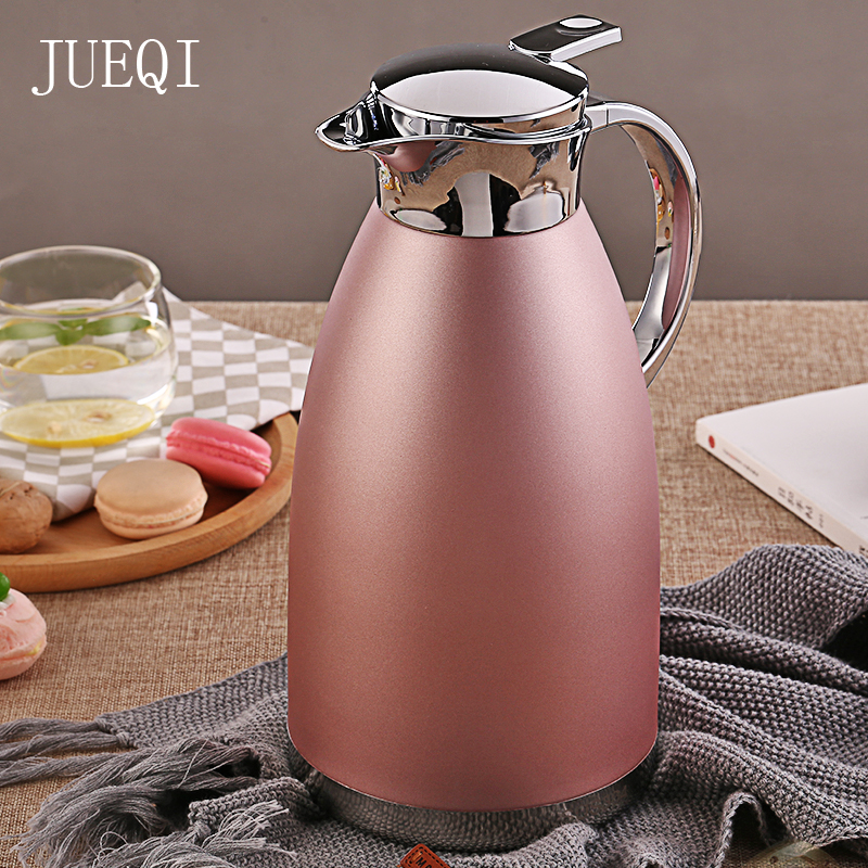 Heat preservation pot bottle thermo thermal Carafes Stainless Steel 64 Ounce Large Travel Bottle Vacuum Insulated