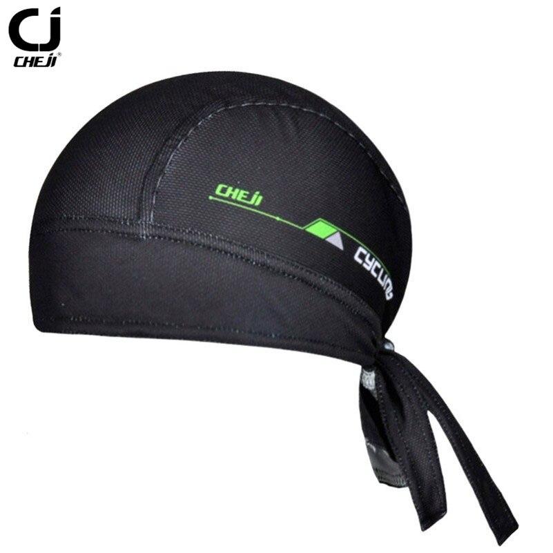 CHE JI Cycling Pirate Caps Perspiration Bandanas Ciclismo Headband Headwear Riding Cycling Bike Bicycle Cap Sports Headscarf Hat