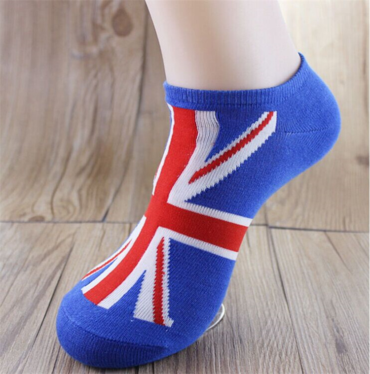 Colombia Country Flag Fun Cool Novelty Crew Men Women Socks