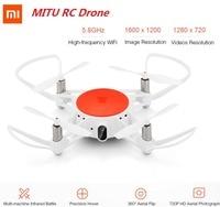 Xiaomi MITU RC Drone WIFI FPV 360 Tumbling 720P HD Camera Multi Machine Infrared Battle Camera Drone BNF App Remote Control