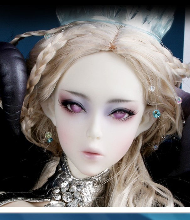 1/3rd  65CM  BJD nude doll Cuprit,BJD/ SD doll girl include face up.. not include clothes; wig;shoes and other  access&ies 1 3rd 65cm bjd nude doll bianca bjd sd doll girl include face up not include clothes wig shoes and other access