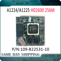 Used for iMac 20 A1224 24 A1225 VGA Card HD2600 HD 2600 256M 256MB Video Graphics Card for ATI Radeon 109-B22531-10